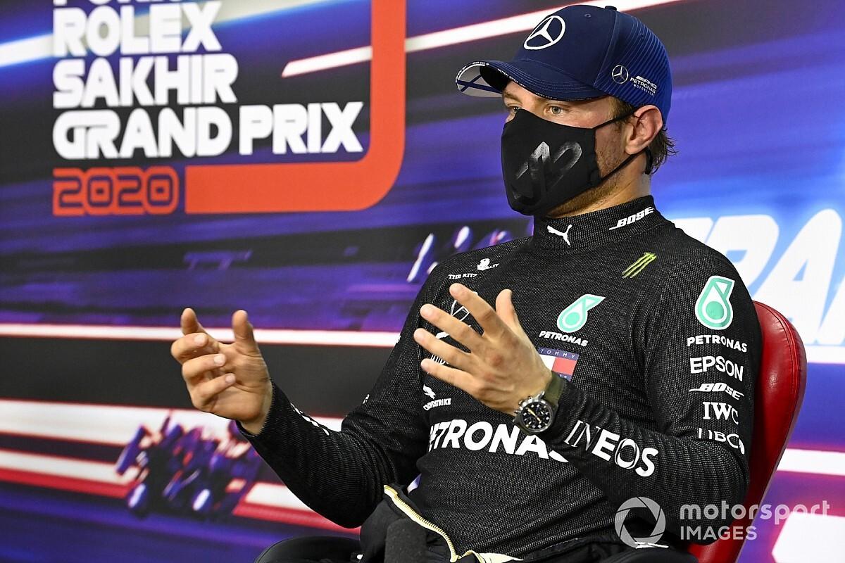 """Bottas says Sakhir Grand Prix qualifying """"not my best"""""""