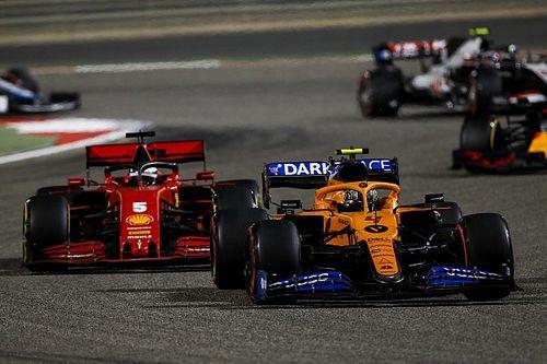McLaren voit Ferrari rebondir dès la saison 2021