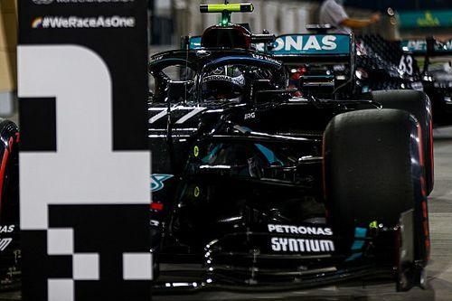Положение в общем зачете Формулы 1 после Гран При Сахира