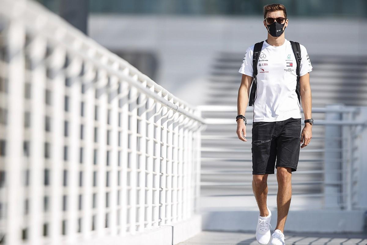 2021'de Williams'ta kalacağını düşünen Russell, Abu Dhabi'de Mercedes'le yarışmak istiyor