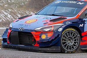 Aerodinamika Baru Hyundai i20 WRC 2021