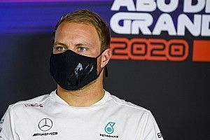 """Bottas accepts """"I need to be better"""" after recent run of F1 form"""