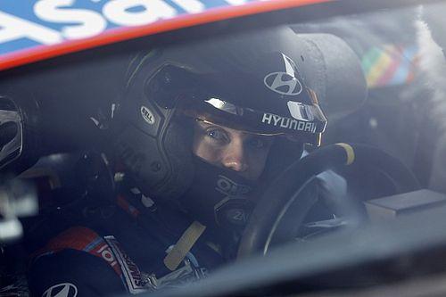 Solberg focused on WRC2 title despite impressive WRC debut