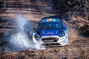 McKenna wsiadł do WRC