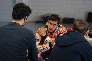 Marc Márquez no correrá en Qatar 2021 en MotoGP