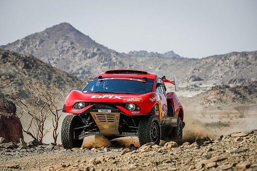 """Dakar, Loeb: """"Considerate le forature, non abbiamo perso troppo"""""""