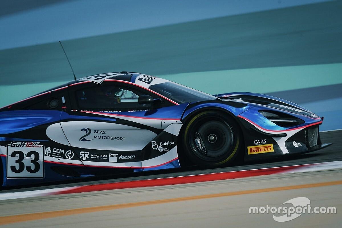 Pierwszy rząd dla McLarenów