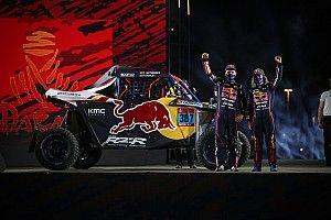 ¡Histórico: Cristina Gutiérrez logra su primera victoria en el Dakar!