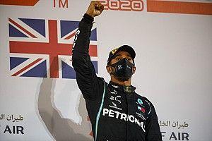 Bahreyn GP: Korku dolu yarışı Hamilton kazandı, Grosjean ucuz atlattı!