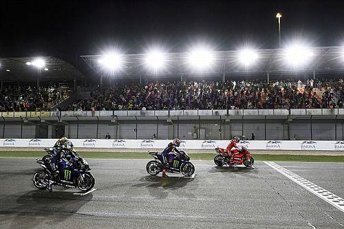 Pembalap MotoGP Sambut Kehadiran Kembali Penggemar