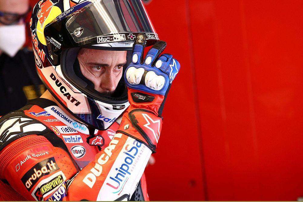 Dovizioso maakt in Misano MotoGP-comeback bij Yamaha