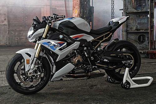 Nova BMW S 1000 RR 2021 muda design e fica mais leve e tecnológica