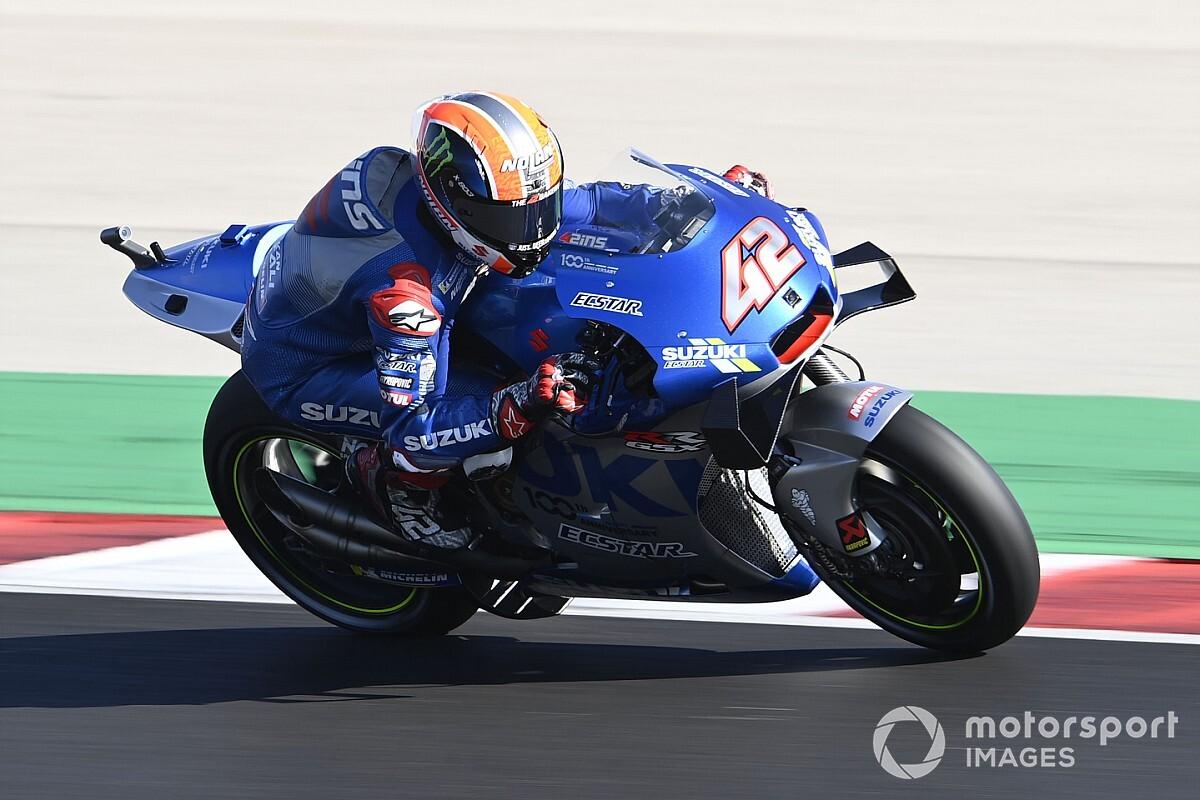 Rins: MotoGP rules freeze should benefit Suzuki