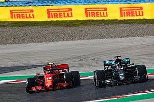 F1 Türkei 2020: Keine Bestzeit, aber Favoritenrolle für Mercedes ...