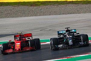Brawn Bandingkan Ferrari 2021 dengan Mercedes 2013
