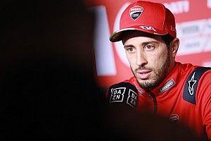"""Dovizioso: """"Causa a Ducati? Se parlo il mio manager mi uccide..."""""""