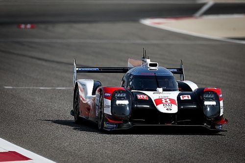 Bahrain WEC: Toyotas separated by a tenth in final practice
