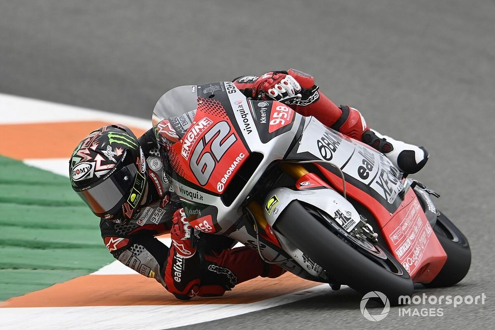 Moto2 - Valencia: histórica pole de Manzi para MV Agusta
