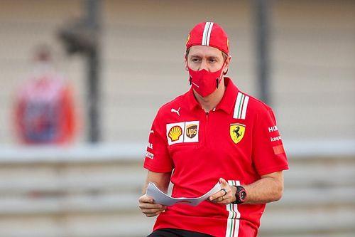 Vettel, Türkiye'de özel bir kask tasarımıyla yarışacak