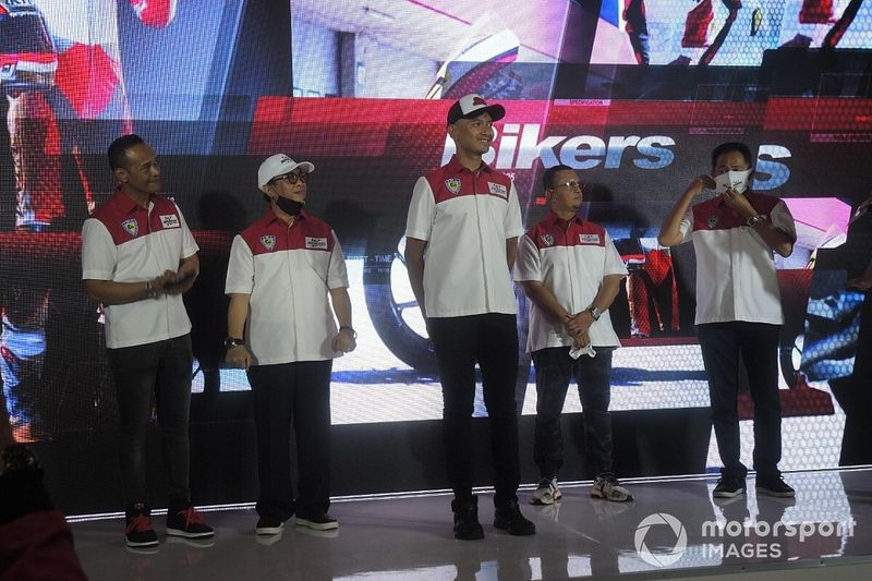 Mandalika Racing Belum Masuk Daftar Tim Moto2 2021