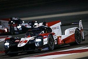 دبليو إي سي: كونواي ولوبيز يضعان سيارة تويوتا #7 في قطب الانطلاق الأوّل في البحرين