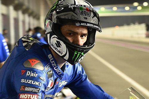 "MotoGP champion Mir only ""70%"" ready for start of new season"