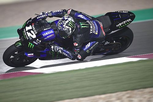 Test MotoGP Qatar 2, Giorno 2: Vinales nella tripletta Yamaha