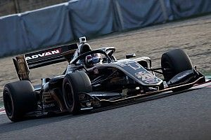 Hirakawa concludes Suzuka test on top, Alesi fifth