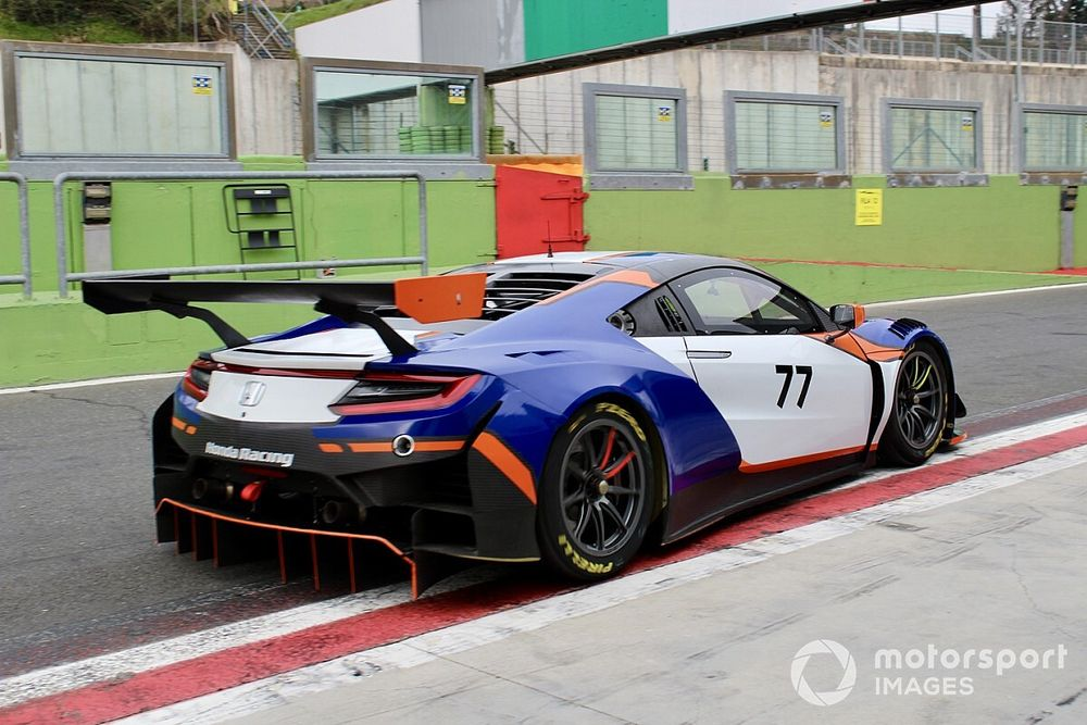 GT Italiano: c'è anche Zanotti con la Honda di Nova Race