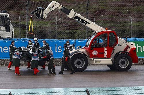 """Incident de la grue en Q2: Vettel prône la """"tolérance zéro"""""""