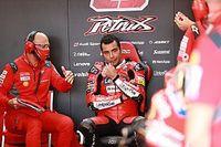 "Petrucci: ""Ducati'de hiç iyi motosiklete sahip olmadım"""