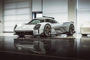 Nieznane koncepcje Porsche