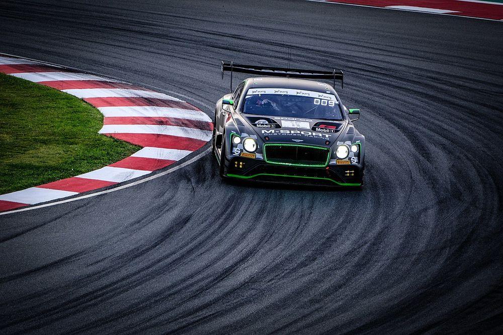 Bentley al lavoro su una Continental GT3 elettrica