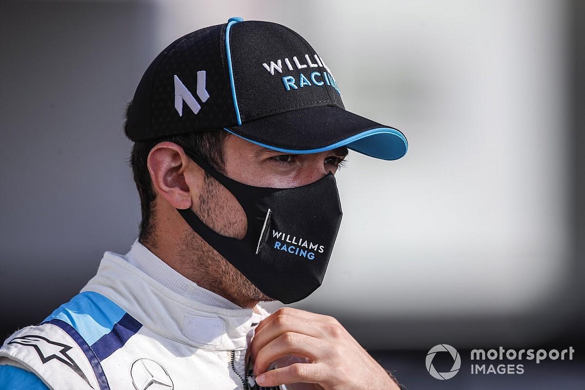 """Latifi: """"Bu yılki en iyi yarışlarım Monza ve Imola'ydı"""""""