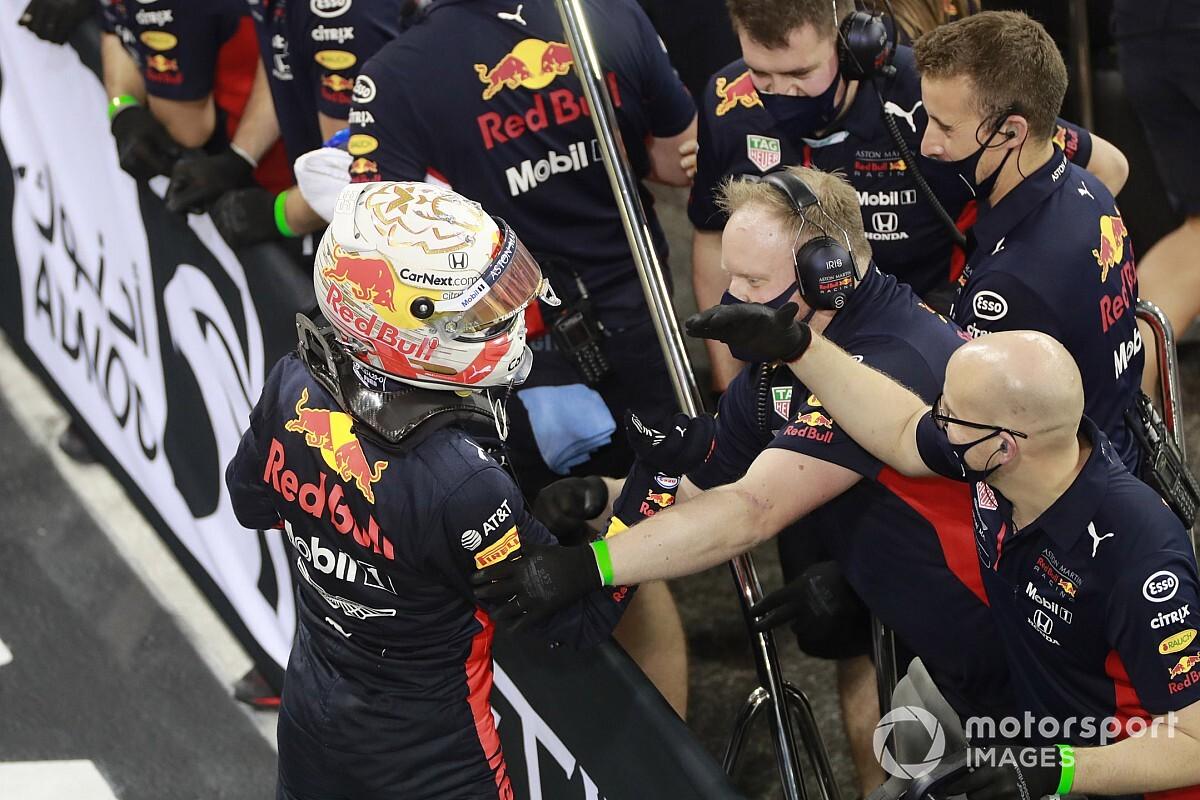 """Verstappen: """"Son turumda en iyisini vermem gerekiyordu"""""""