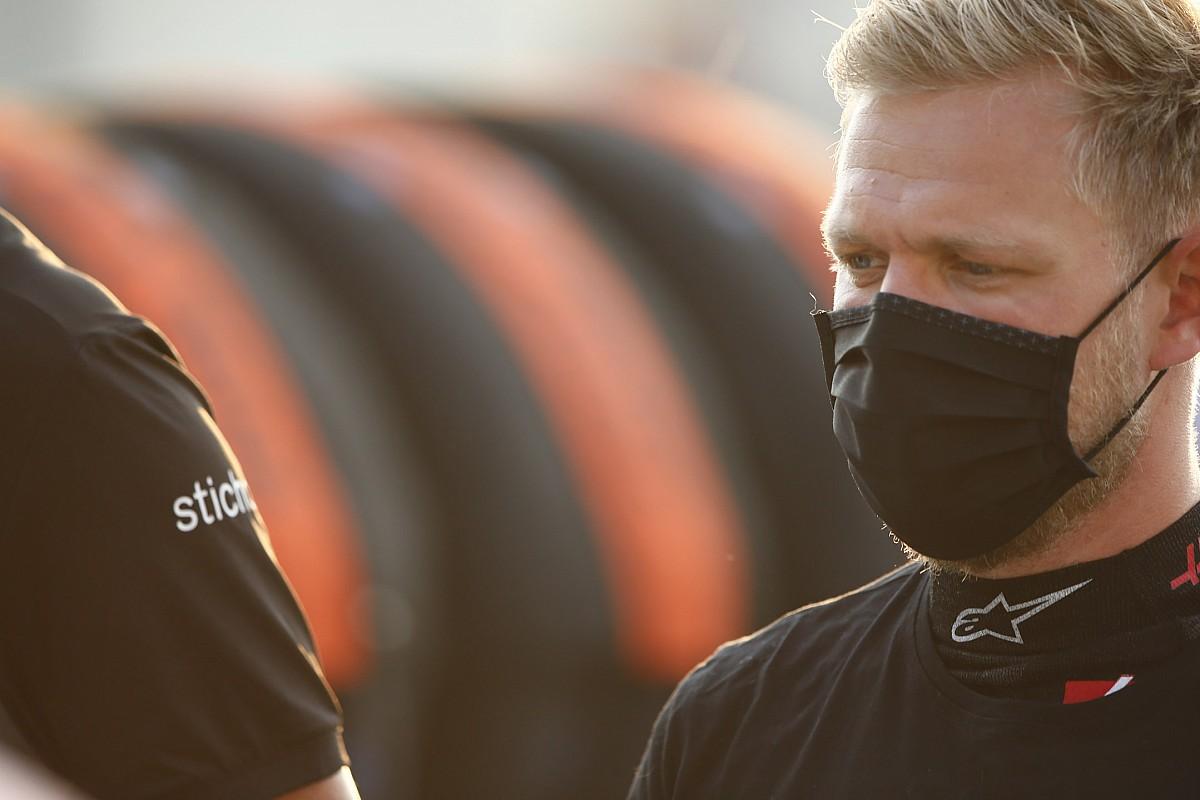 """Magnussen: """"Hülkenberg'le tartışmamızın bu kadar ünlenmesi can sıkıcı"""""""