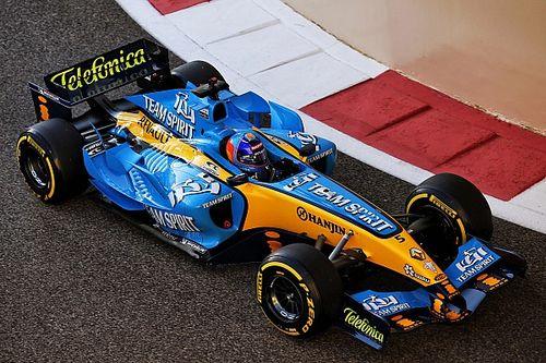 "Wolff en Ricciardo in koor: ""F1 kan leren van Alonso-demo in R25"""