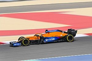 速報:F1プレシーズンテスト2日目午前|角田裕毅は5番手タイム。トップはダニエル・リカルド