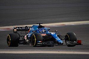 Alonso, satisfecho y con ganas de más tras su regreso a la F1
