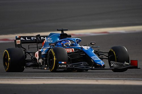 Alonso Tak Sabar Menanti Race Perdana F1 2021