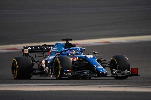 Alonso quedó satisfecho en su regreso a la F1