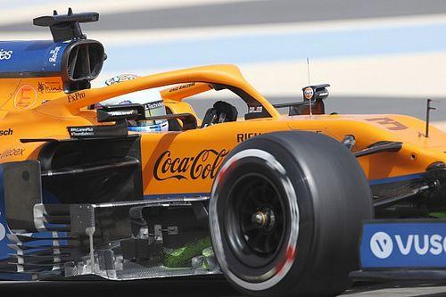 Риккардо отказался оценивать McLaren до конца тестов