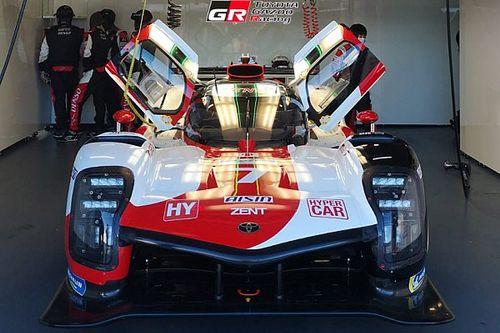 """Toyota de retour """"sur le droit chemin"""" grâce à son test à Aragón"""