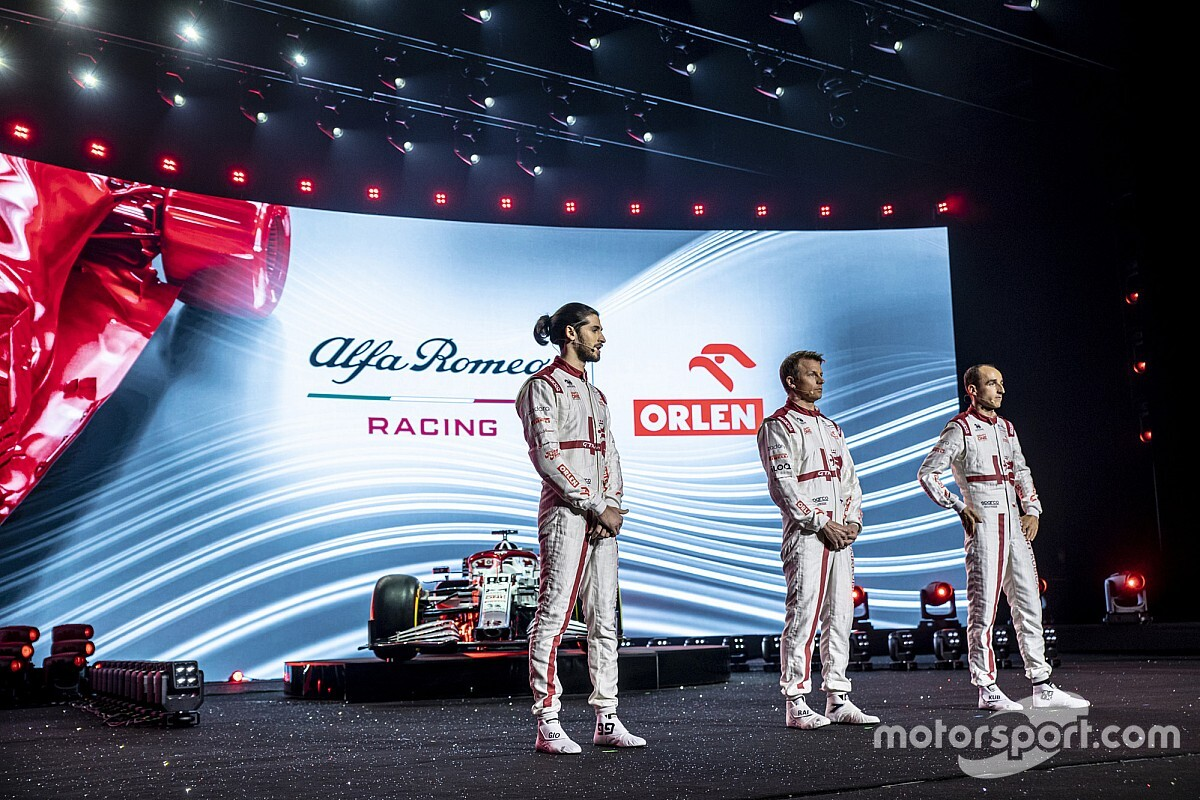 Sprint Race Formula 1 Dinilai Menarik bagi Giovinazzi