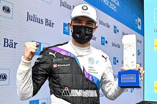 Dennis le da a BMW la segunda pole del ePrix de Valencia