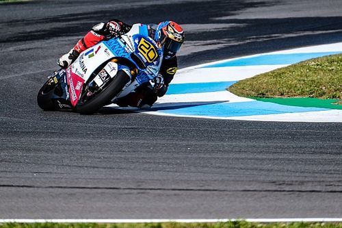 Hasil Race 1 CEV Moto2 Portugal: Dimas Ekky Finis Ketujuh