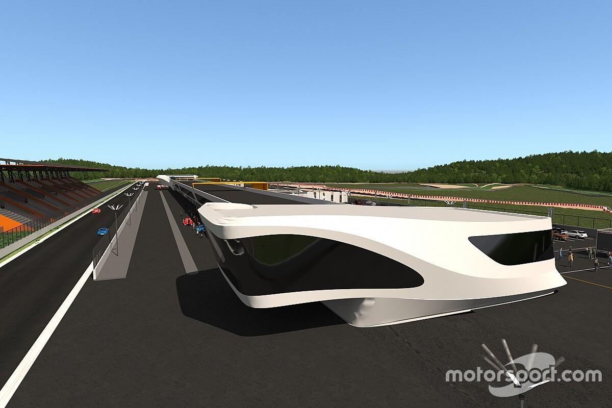Plannen voor nieuw Formule 1-circuit bij Madrid onthuld