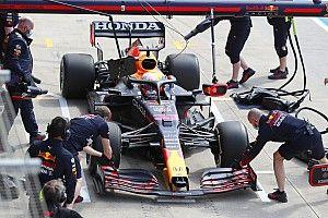 Verstappen victime de sa transmission à Imola