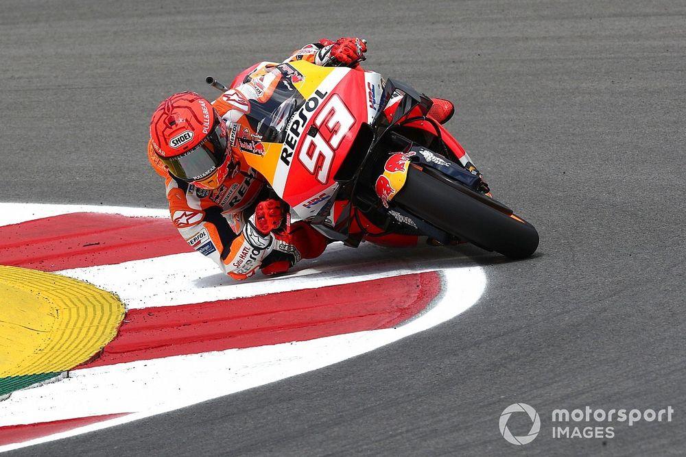 """MotoGP: Márquez diz que """"não entende"""" bom ritmo que tem em Portugal"""