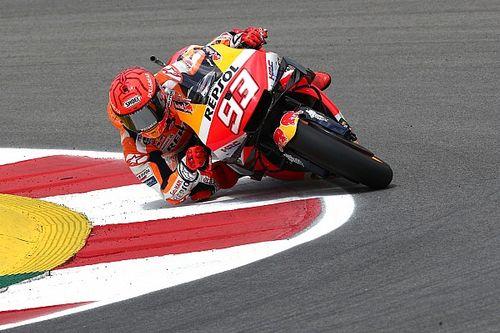 """Márquez: """"Me siento más cómodo con esta moto que con la de calle"""""""